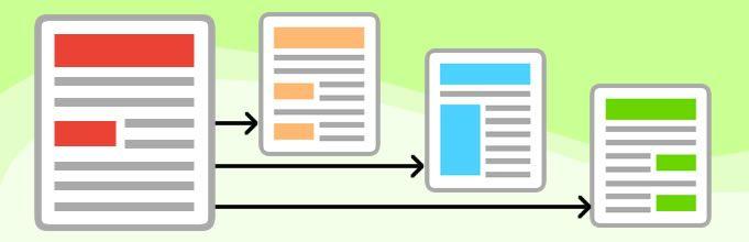 Como Fazer Artigos Usando Outbound Links