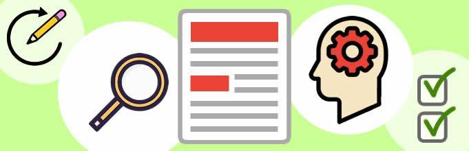 Revisão de artigos para sites e blogs