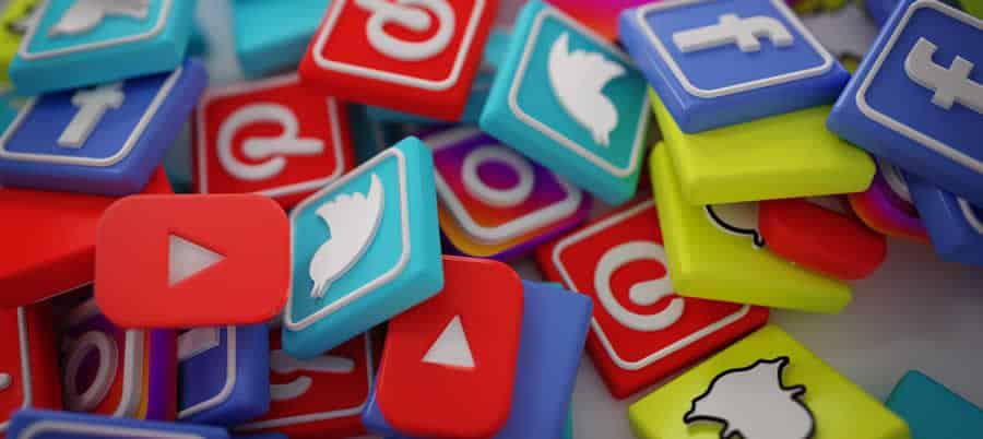 Presença Online nas Redes Sociais