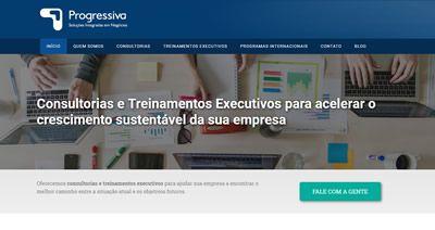 Site Desenvolvido Pelo Marketing Objetivo